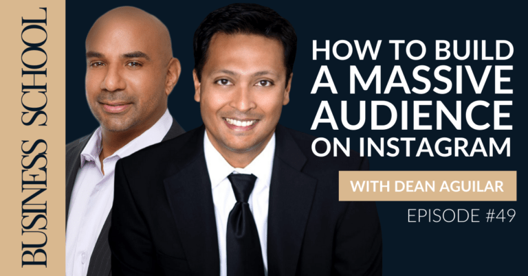 Episode 49: How to Build a Massive Audience on Instagram