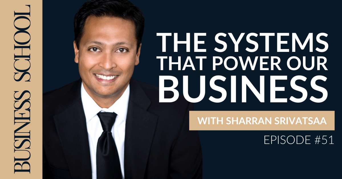 Episode 51: The Systems that Power Our Business